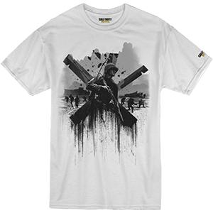 Camiseta CoD MWII: Front Line Talla M