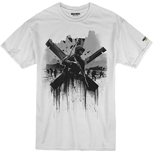 Camiseta CoD WWII: Front Line Talla L