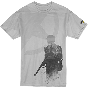 Camiseta CoD MWII: Faded Freedom Talla L