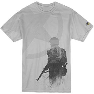 Camiseta CoD MWII: Faded Freedom Talla XL