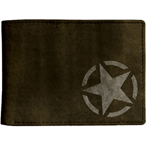 Cartera CoD WWII: Freedom   Star