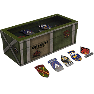 Set de Pins CoD WWII Supply Drop