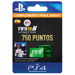 750 FIFA 18 Points Pack PS4