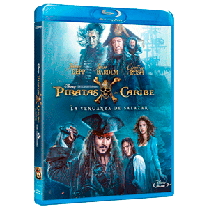 Piratas del Caribe, La Venganza de Salazar