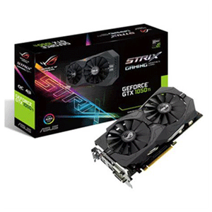 Asus GeForce GTX 1050 Ti Strix 4GB GDDR5