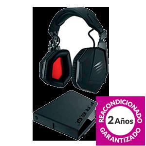 Mad Catz F.R.E.Q.9 Wireless Negros - Reacondicionado