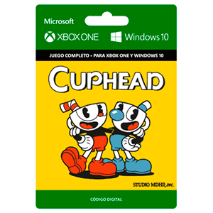 Cuphead Xbox One / Windows 10
