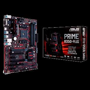 ASUS Prime B350 Plus AM4 ATX
