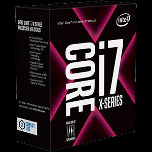Intel Core i7-7800X 3.5Ghz 6-Core LGA 2066