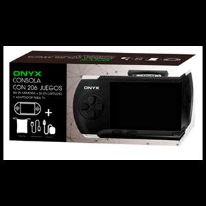 Consola Onyx 206 juegos 16 bit con adaptador TV
