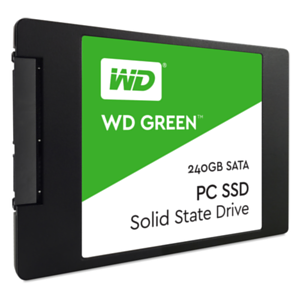 "WD Green 240GB SSD 2,5"" SATA"