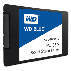 "Western Digital Blue 500GB - Disco duro interno SSD 2,5"" SATA"