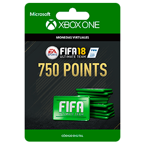 FIFA 18: Ultimate Team FIFA Points 750 XONE