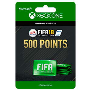 FIFA 18: Ultimate Team FIFA Points 500 XONE