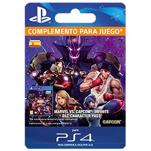Marvel vs. Capcom: Infinite Character Pass PS4