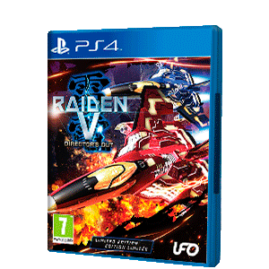Raiden V Director's Cut Limited Edition