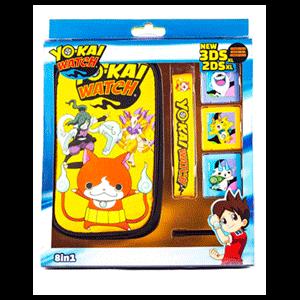 Kit 8 Accesorios New 2DSXL-3DSXL Yo-Kai Watch
