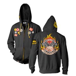 Sudadera Overwatch Roadhog Talla XL