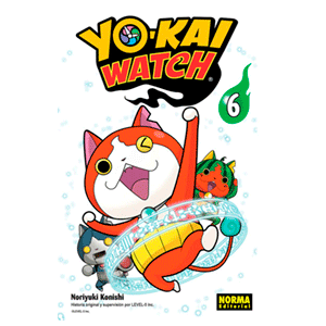 Yo-Kai Watch nº 6