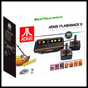 Consola Retro Atari Flashback 8 2017 (105 juegos)