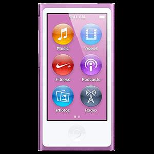 iPod Nano 7ª Gen 16Gb (Morado)