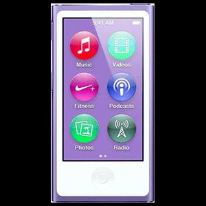 iPod Nano 7ª Gen 16Gb (Rosa)