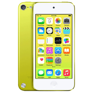 Ipod Touch 5ª Gen. 32Gb (Amarillo)