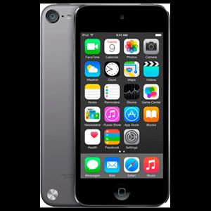 iPod Touch 6º Gen 16Gb Gris Espacial