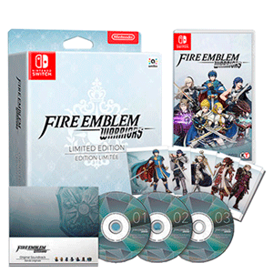 Fire Emblem Warriors Edición Limitada