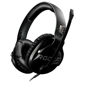 ROCCAT Khan Pro Negro PC-PS4-XONE-SWITCH-MOVIL - Auriculares Gaming