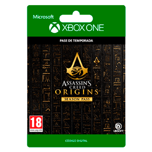 Assassin's Creed Origins - Season Pass XONE