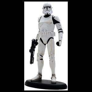 Figura Star Wars:  Clonetrooper 19cms