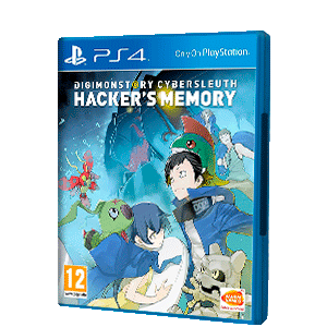 Digimon Cybersleuth Hacker`s Memory