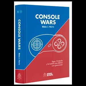 Console Wars: SEGA, Nintendo y la Batalla que Definió a una Generación