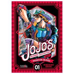 Jojo´s Bizarre Adventure: Phantom Blood nº 1
