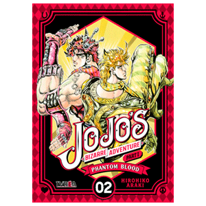 Jojo´s Bizarre Adventure: Phantom Blood nº 2