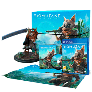 Biomutant Collector´s Edition