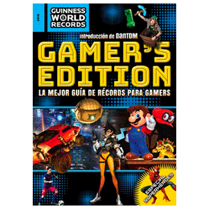 Guinnes World Records 2018. Gamer´s Edition