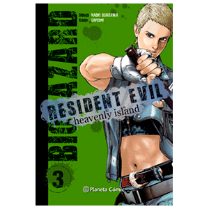 Resident Evil: Heavenly Island nº 3