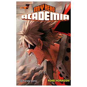 My Hero Academia nº 7