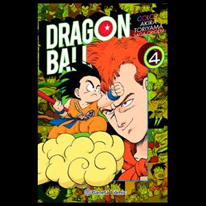 Dragon Ball Color Origen nº 04