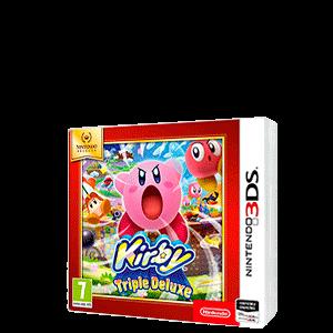 Kirby Triple Deluxe Nintendo Selects