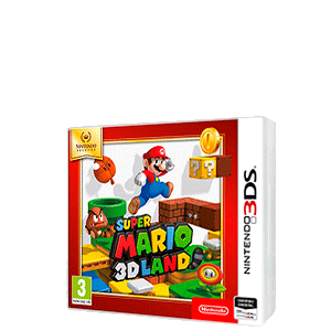 Super Mario 3D Land Nintendo Selects