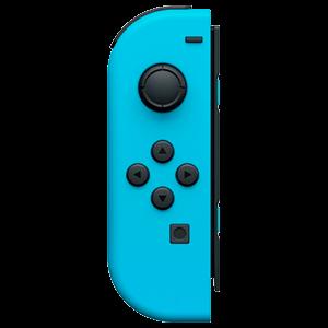 Joy-Con Izquierda Azul Neon