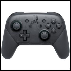Nintendo Switch Controller Pro Negro