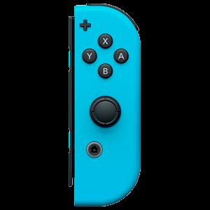 Joy-Con Derecha Azul Neon