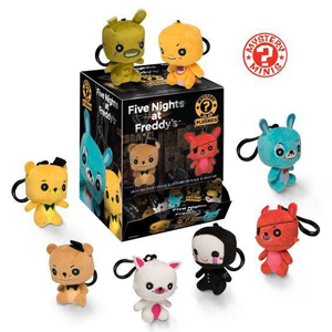 Peluche Mystery Minis Five Nights at Freddy´s