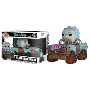 Figura Pop Ride: Mad Max Rick
