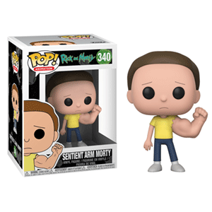 Figura Pop Rick y Morty: Sentinent Arm Morty