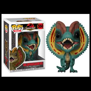 Figura Pop Jurassic Park: Dilophosaurus